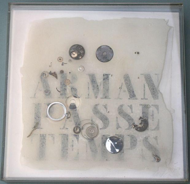 Multiple Arman - Passe Temps