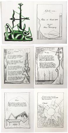 Illustriertes Buch Dominguez - Paul Éluard : POÉSIE ET VÉRITÉ 1942