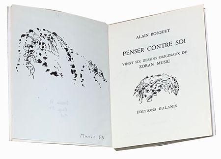 Illustriertes Buch Music - Penser contre soi