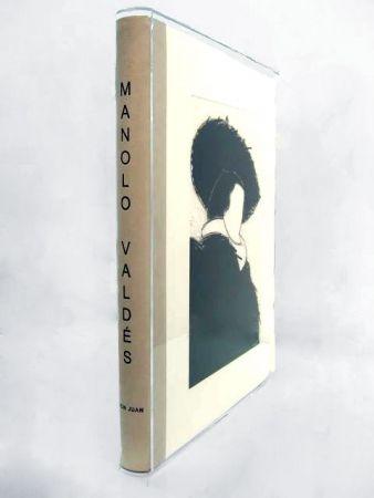 Radierung Valdés - Perfil del libro DON JUAN