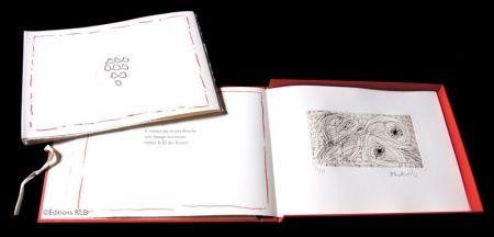Illustriertes Buch Alechinsky - Petit soleil des solitudes