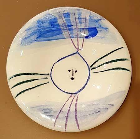 Keramik Picasso - Petit Visage