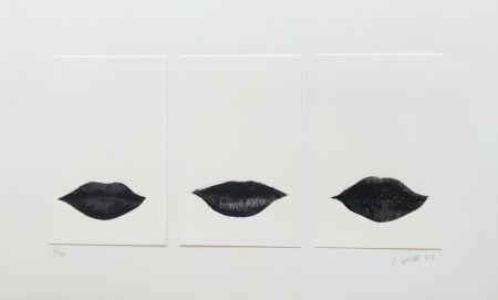Siebdruck Lucien - Petites Bouches