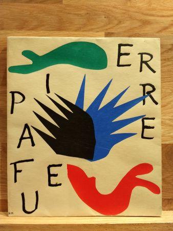 Illustriertes Buch Matisse - Pierre a feu
