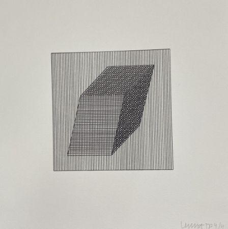 Multiple Lewitt - Plate #25,