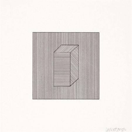 Multiple Lewitt - Plate #28,