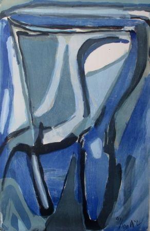 Lithographie Van Velde - PM 194