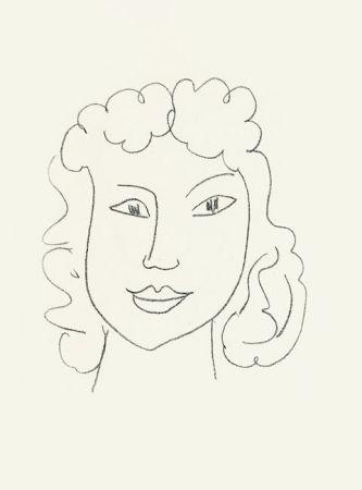 Lithographie Matisse - Poésies antillaises