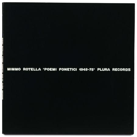 Keine Technische Rotella - Poemi fonetici