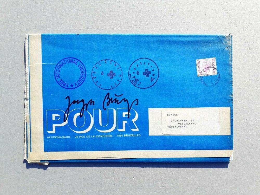 Siebdruck Beuys - POOR