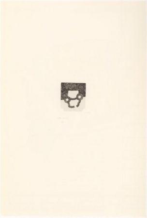 Stich Chillida - Portfolio 12th Anniversary of Galeria Joan Prats