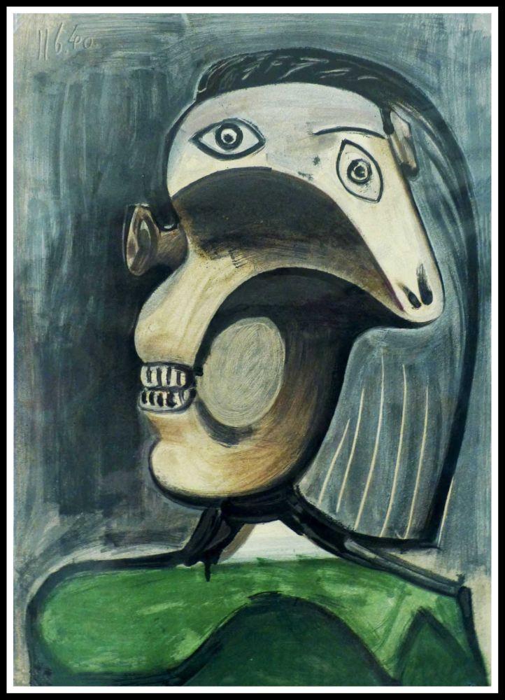 Lithographie Picasso (After) - PORTRAIT DORA MAAR
