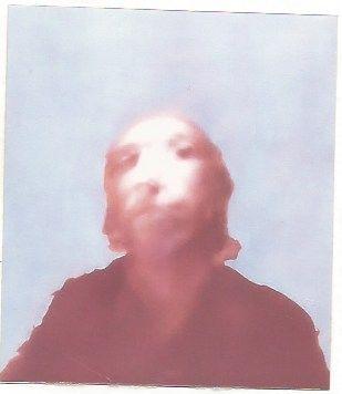 Siebdruck Hamilton - Portrait of the Artist Francis Bacon