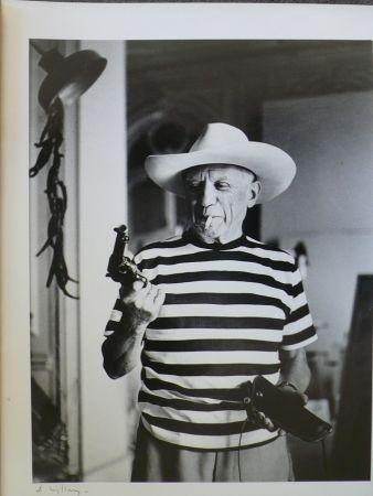 Fotografie Picasso - Portrait par André Villers