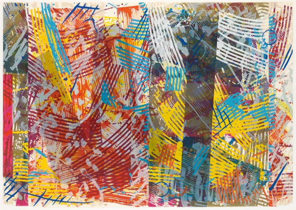 Siebdruck Gilliam - Pretty Boxes