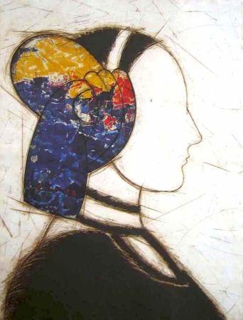 Radierung Und Aquatinta Valdés - Profil
