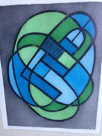 Lithographie Radice -