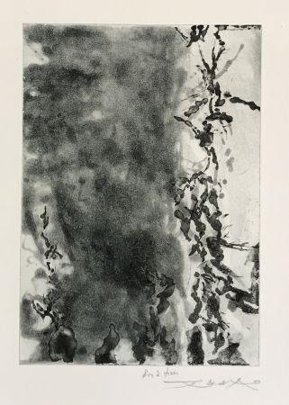 Radierung Und Aquatinta Zao - Proustiennes (348)