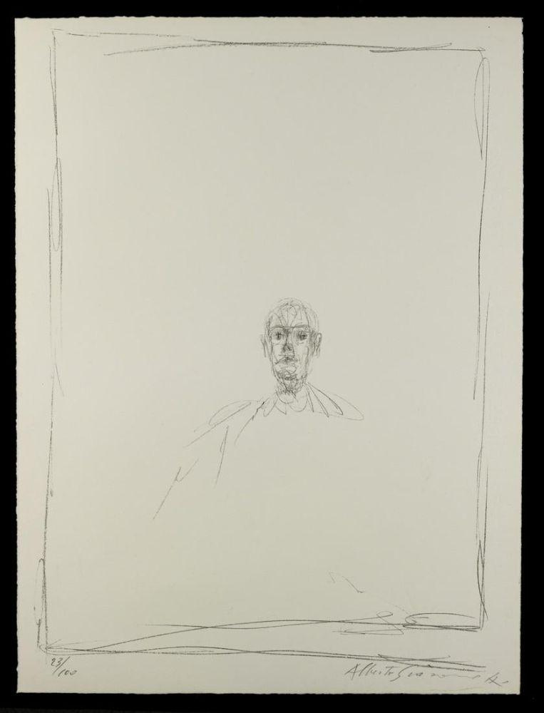 Lithographie Giacometti - Quarantacinque disegni di Alberto Giacometti