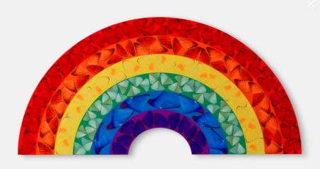 Multiple Hirst -  Rainbow, H7-1