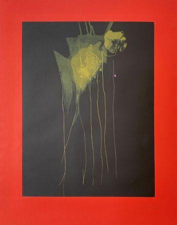 Lithographie Frankenthaler - Ramblas