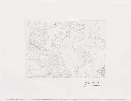 Keine Technische Picasso - Raphael et la Fornarina XVI