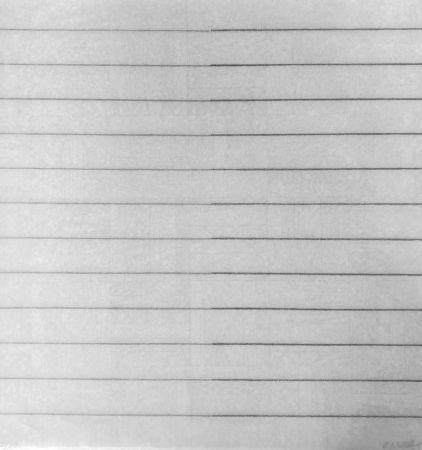 Siebdruck Morellet - Recto-verso 180°, 2011