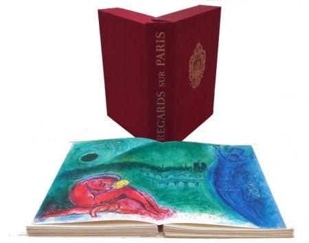 Illustriertes Buch Chagall - Regard sur Paris