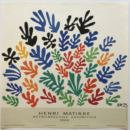 Plakat Matisse - Retrospective Exhibition