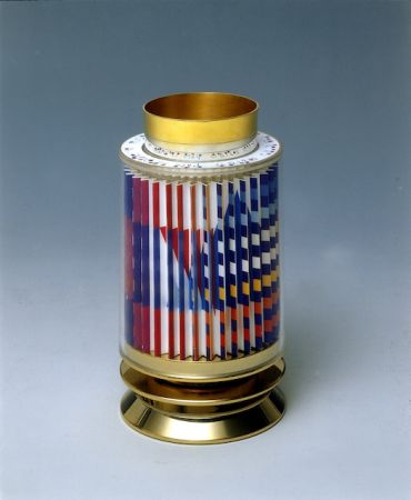 Multiple Agam - Revolving Kiddush Cup