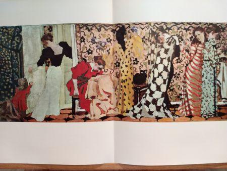 Illustriertes Buch Bonnard - Revue blanche