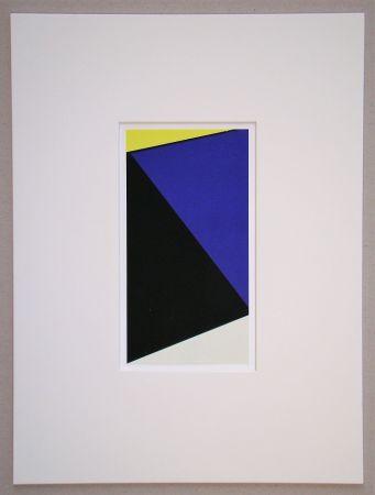 Siebdruck Baertling - Rimi - 1961