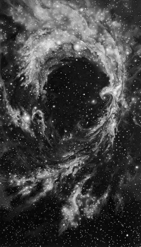 Keine Technische Longo - Rosette Nebula