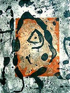 Stich Miró - Rupestres