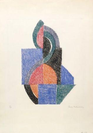 Stich Delaunay - Rythme V