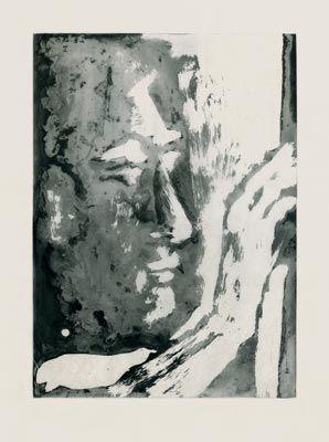 Radierung Und Aquatinta Picasso - Sable mouvant