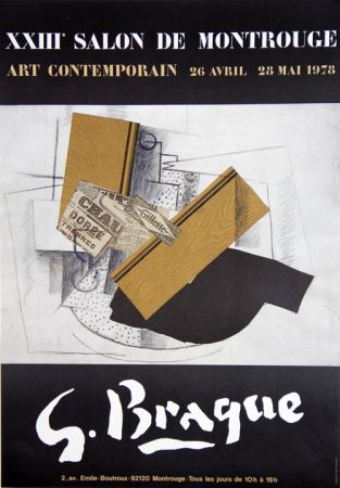 Offset Braque -  Salon De Montrouge