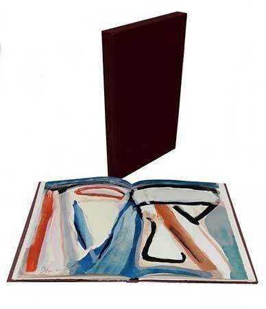 Illustriertes Buch Van Velde - San Fin L'affamé