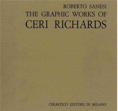 Illustriertes Buch Richards - Sanesi Roberto. The Graphic Work Of Ceri Richards.