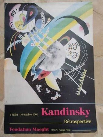 Plakat Kandinsky - Sans