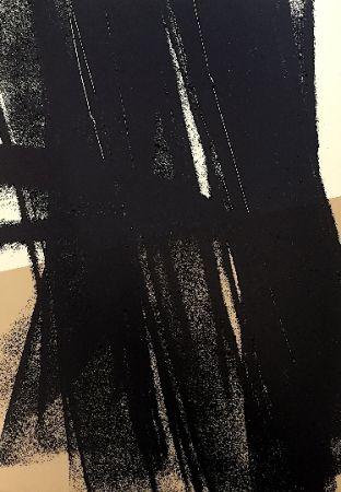 Lithographie Hartung - Sans titre