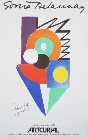 Plakat Delaunay - Sans titre