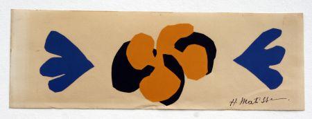 Lithographie Matisse - Sans Titre