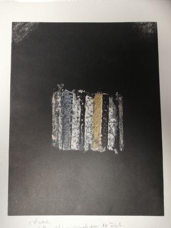 Lithographie Cesar - Sans titre