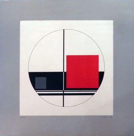 Lithographie Gorin - Sans titre