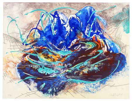 Lithographie Dolma - Sans titre