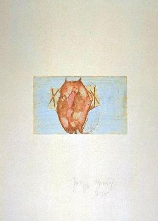 Radierung Und Aquatinta Beuys - Schamanentrommel