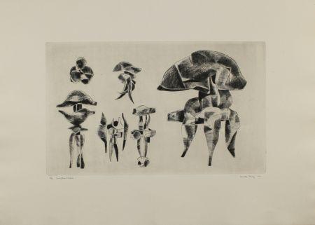 Stich Hadzi - Sculpture Studies