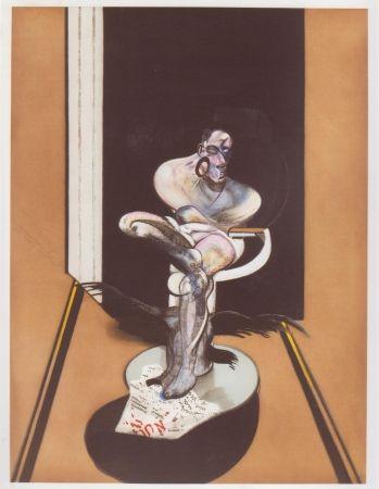 Aquatinta Bacon - Seated Figure