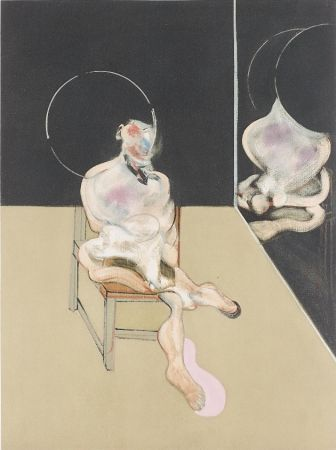 Radierung Und Aquatinta Bacon - Seated Figure
